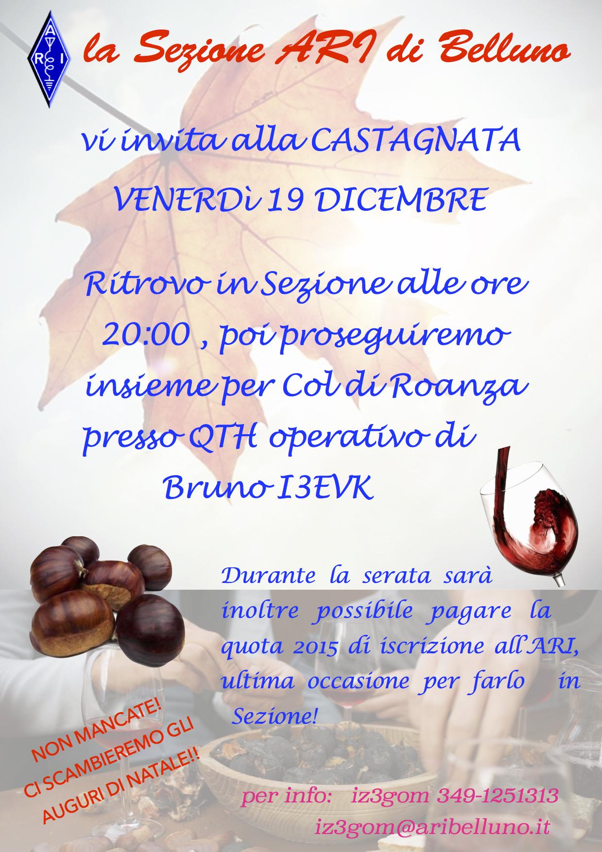castagnata 2014